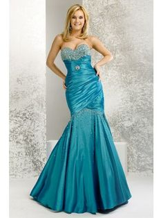 Our sale price USD378 This ruched and fitted gown by Party Time Formals 6404 has a jeweled bodice with sweetheart neckline. A small cluster of sparklers decorates the waist. The flared mermaid skirt has a shower of beading at the top. Find Latest Fashions has found for sale the latest and they are available now …