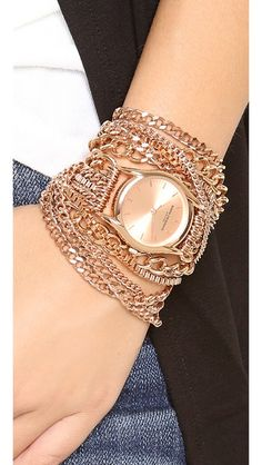 chain wrap watch  http://rstyle.me/n/e5xuhpdpe