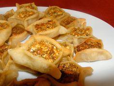 Chicho's Kitchen: Feta, zaatar and onion pies