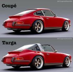 Best Porsche Inspiration : Illustration Description Coupe vs Targa -Read More –