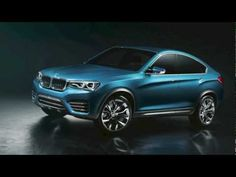 BMW Concept X4 - 10 Second car Videos  The BMW Concept X4, a preview for the future of the BMW X family. The qualities of a BMW X model can blend with the genes of a BMW Coupé. This new Sports Activity Coupé just a concept for now, is poised to continue the success story of the BMW X6 in a new vehicle class.  Read more at http://www.drive.co.uk/bmw