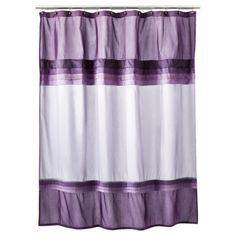 Lavender Shower Curtains