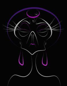Yzma by kravinoff.deviantart.com on @deviantART