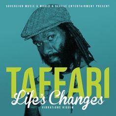 RAS Reggae Music Box: Taffari — Life's Changes (2015)