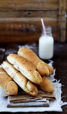 Babette: Hagymás burgonyás kifli