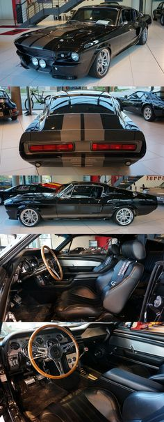 Ford Mustang 1967, Ford Mustang Shelby Cobra, Ford Mustang Shelby Gt500, Ford Shelby, Mustang Cars, Ford Gt, 1967 Shelby Gt500, Old Muscle Cars, Custom Muscle Cars
