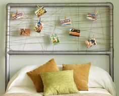 Home-Dzine - PVC pipe furniture for children's bedroom