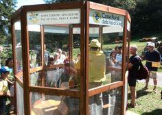 #Croviana, commenti entusiasti per il percorso sensoriale  e gli incontri con gli #apicoltori. «Merito anche delle guide» il #MMape Piace!