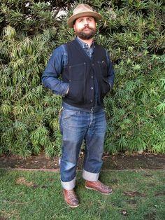 Mr. Hodis - Rising Sun Jeans