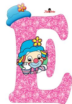 Summer Camp Games, Clown Party, Arabic Alphabet For Kids, School Frame, Send In The Clowns, Clowning Around, Family Games, Letters And Numbers, Smurfs