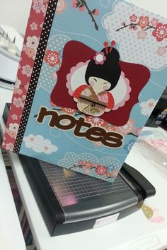Composition book! Visit us @ www.papercreations.us