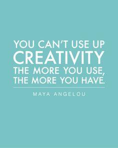 #Creativity
