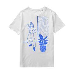 HelloMarine tee shirt with Everpress