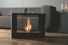Travelmate fireplace