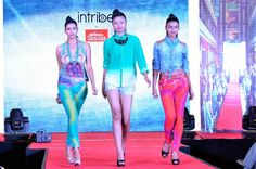 Juhi Gogoi Mega Miss North East 2013 in fast fashion #Denims by #Intribe by #RelianceTrends!