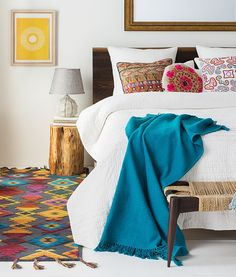 Design a living space that best fits your lifestyle with rugs, lighting, pillows, bedding, wall décor and more from Surya!