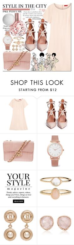 Designer Clothes, Shoes & Bags for Women Virtual Fashion, Larsson & Jennings, Your Style, Valentino, Perfume, Chanel, Shoe Bag, Pink, Stuff To Buy
