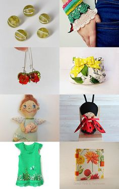 August finds by Julia Semenko on Etsy--Pinned with TreasuryPin.com