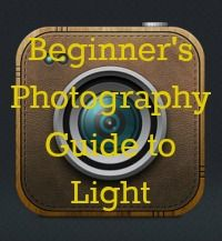 Beginner's photography guide to light - with all the basics explained with photos and examples