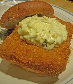 Vegan Filet O Fish! (what the heck is yuba?)