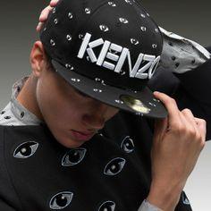 Solveig Viola Styles for Kenzo x New Era