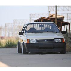 Lada 21099 Rat Look, Samara, Old Cars, Fiat, Competition, Classic Cars, Wheels, Random, Collection