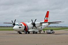 https://flic.kr/p/G5pCoH | 2706 USCG C-27J | At Meacham Field - Fort Worth, Texas