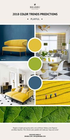 Home Décor Ideas With 2018 Pantone's Color Trends http://parisdesignagenda.com/home-decor-ideas-2018-pantones-color-trends/ #homedecor #homedesign #decoration #interiordesign #Interiors