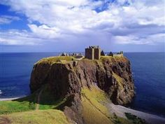 Dunnotar Castle - Scotland. MUST travel Europe and see a castle :)