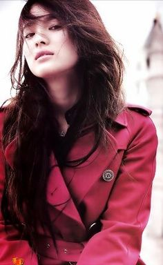 Song Hye Kyo | Next to YEH in the list of my favorites. WHY ARE YOU SUCH A GODDESS?