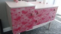 Come and take a look at my entry at the Fab Furniture Flippin Contest, this month's theme is shabby shic storage.. Guess what furniture I transformed?