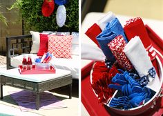 Celebrate: Fourth of July Party Spread