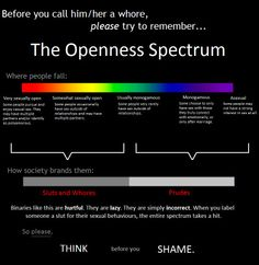 The Openness Spectrum