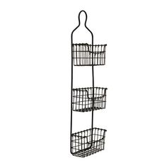Get the 3-Tier Wire Basket Wall Organizer By Ashland® at Michaels.com. This wall organizer by Ashland is the perfect solution to your storage woes.