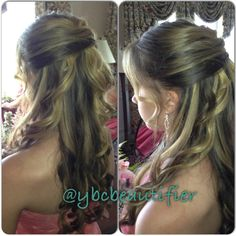 Hairstyle by Yomi B. Facebook.com/ybcbeautifier Instagram ybcbeautifier