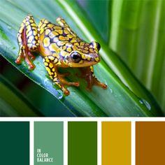 Color palette № 407 / color.romanuke.com