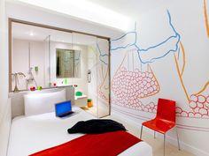 habitación individual Ibis Style Prado Madrid. http://www.ibis.com/es/hotel-8052-ibis-styles-madrid-prado/gallery.shtml