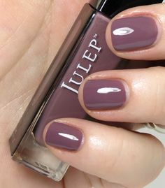 Julep- Toni- I like this color a lot more than I thought I would. Not swapping because I used it for a pedi.