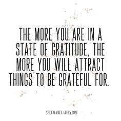 5 Tips For Your Perfect Gratitude List