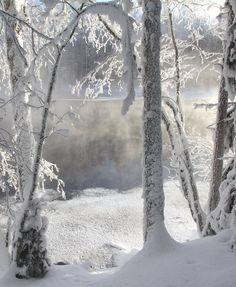 winter silence by KariLiimatainen on deviantART