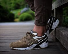 Monkey Time x Asics Gel Sight Olive Crown - @spacecowboy_tokyo (1)