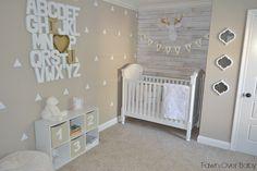 A Rustic Chic Neutral Nursery - Project Nursery