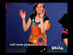 The Polkadots: I love playing with the beat