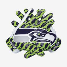 Seattle Seahawks Players Gloves and other Seahawks Gloves for the Man. Great gifts for your favorite Seattle Seahawks fans. Seahawks Players, Seahawks Football, Football Gear, Football Gloves, Nike Football, Football Stuff, Seattle Football, Seattle Seahawks, Nike Gloves