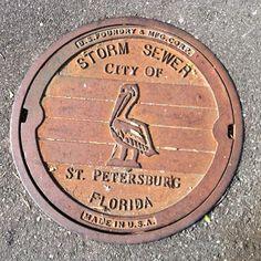 Image result for gatlinburg sewer cover manhole