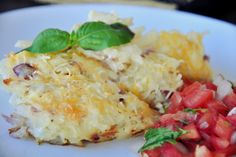 Cracker Barrel Hashbrown Casserole