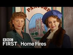 Home Fires | British Telly | British Costume Drama | WWII | England | Great Britain | history | research | writing tips