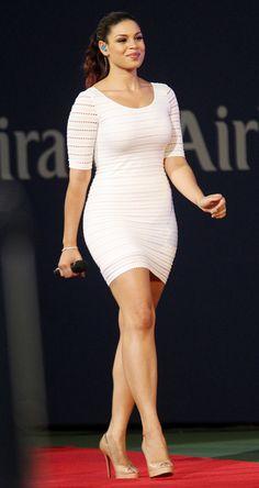 jordin sparks Summertime Girls, Jordin Sparks, Chubby Girl, Curvy Models, Diva Fashion, Woman Crush, Stylish Girl, Sexy Dresses, Dress To Impress