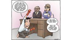 Political Cartoons - Political Jokes & Humour | TheSpec.com