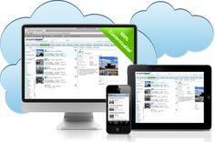 Software de Administración de bienes inmuebles y posibles clientes